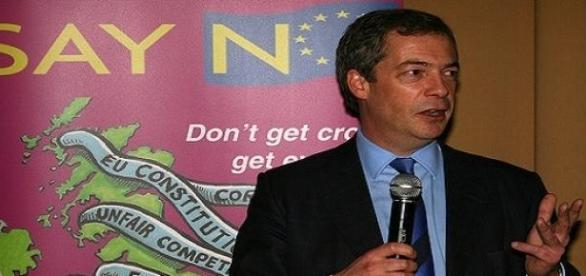 Mr. Farage says comments don't reflect UKIP views