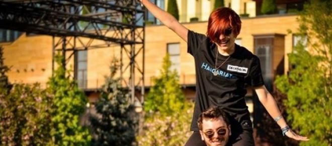 exercițiu de zbor, Sabina și Adrian Cînciu