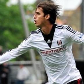 Bryan Ruiz termina contrato com o Fulham em junho