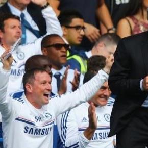 José Mourinho é o actual treinador do Chelsea
