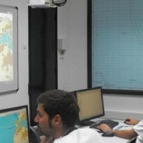 Marinha recebeu vários pedidos de auxílio