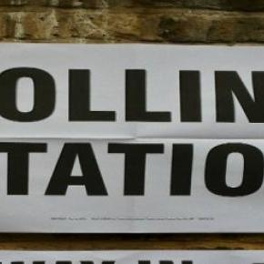 Voters will make their way to the polls.