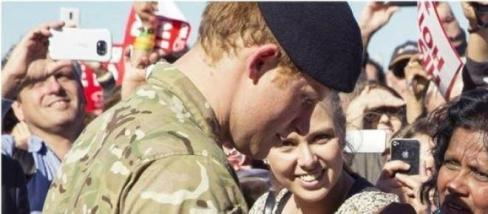 kép forrása: Facebook, Prince Harry