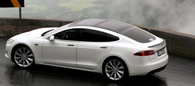 Tesla rekord negyedévet zárt