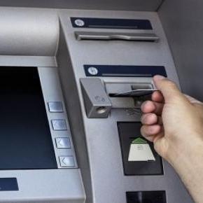 Óvatosan az ATM használatkor