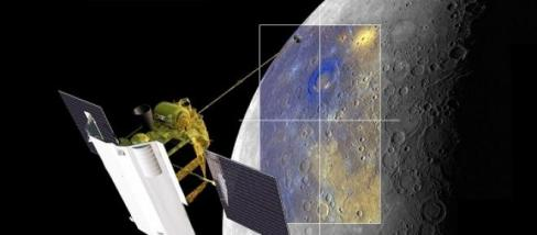 Messenger a Merkúr első műholdja