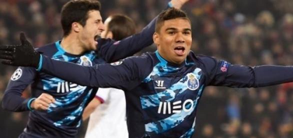 Casemiro é peça fundamental na equipa do FC Porto.