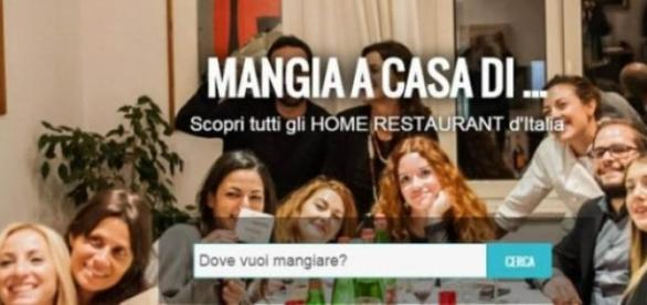 home restaurant, da Roma a Milano