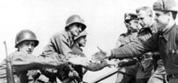 Kriegsende am 8. Mai 1945.