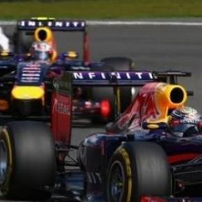 Elégedetlenek a Reanult motoraival a Red Bull-nál.