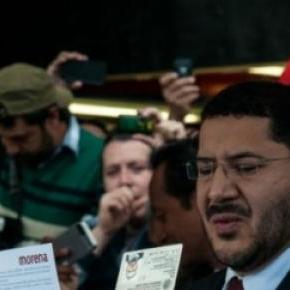 Es un controvertido político mexicano