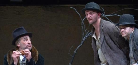 Beckett: Godot-ra várva, Fotó: Szilágyi Lenke
