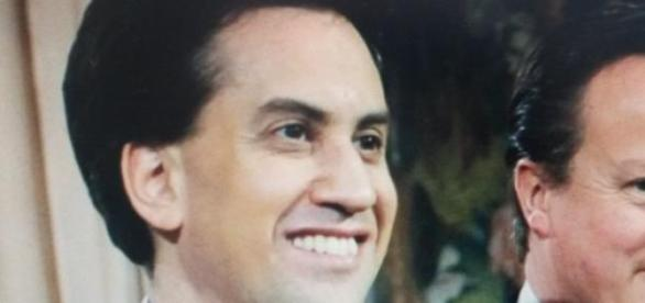 Ed Miliband et  Cameron, adversaires mais unis