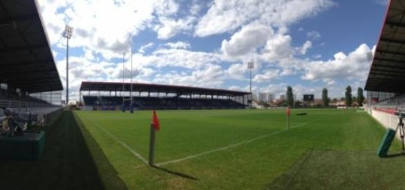 LOU-La Rochelle, au Matmut Stadium.