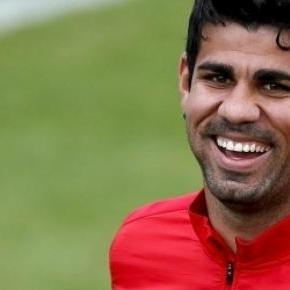 Diego Costa - to właśnie w Atletico był szczęśliwy