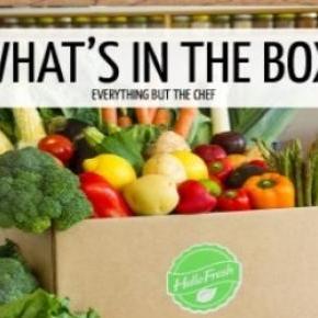 A zöldséggel megpakolt doboz főzésre csábít