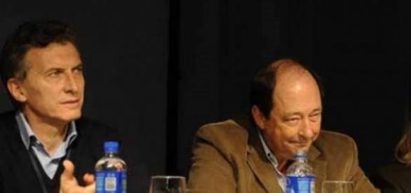 Macri, Sanz y Carrió hoy firmaron la alianza