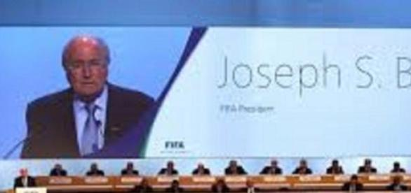 Sepp Blatter - theolympicssports.com