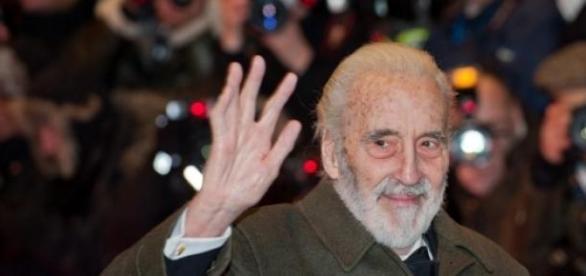 Кристофер Ли скончался в возрасте 93 лет