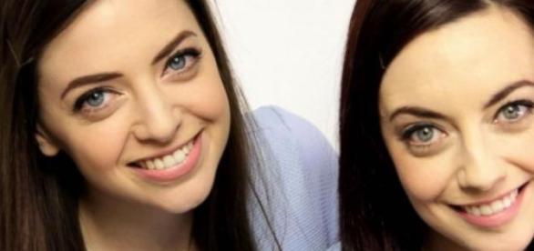Ниам Джинни и её найденный «близнец» – Карен.