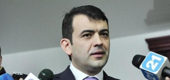 Премьер Министр Молдовы Кирилл Габурич