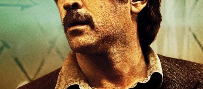 Póster de Colin Farrell en True Detective
