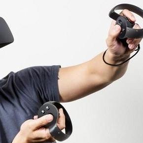 Oculus Touch urealni rozgrywkę, gamespot.com