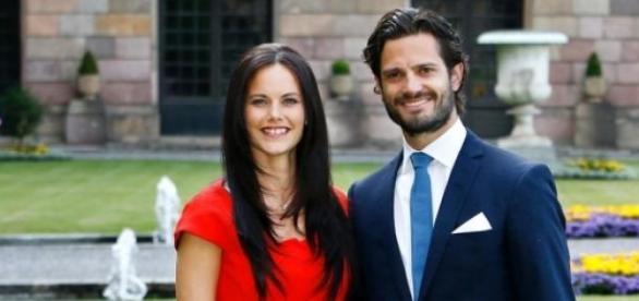 Шведский принц Карл Филипп и его избранница