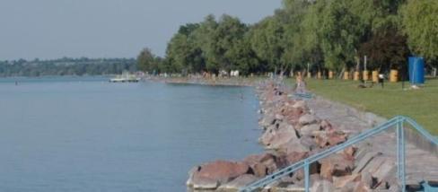 Balatonozz Te is: Siófok - Aranypart