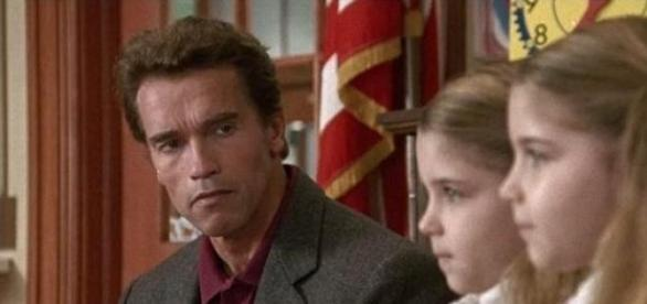 Kindergarten Cop is getting a new release