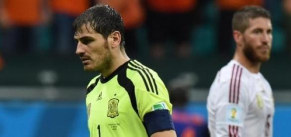 Legendy Realu Madryt: Casillas i Ramos