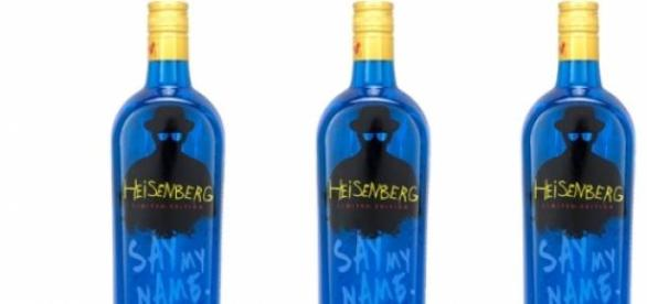 """A Vodka called """"Heisenberg"""" was launched."""