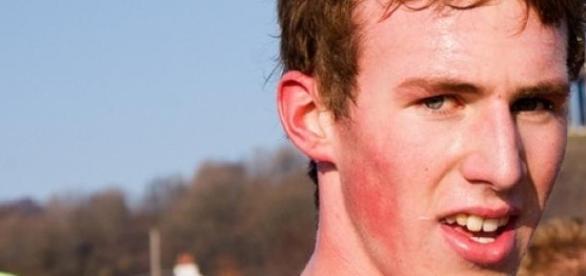 Gordon Benson won triathlon gold at European Games