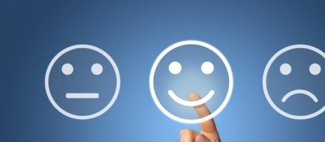 La felicidad no se mide en