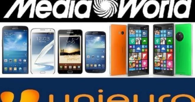Mediaworld offerte telefonini