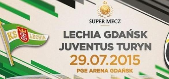 Juventus zagra z Lechią na PGE Arenie.