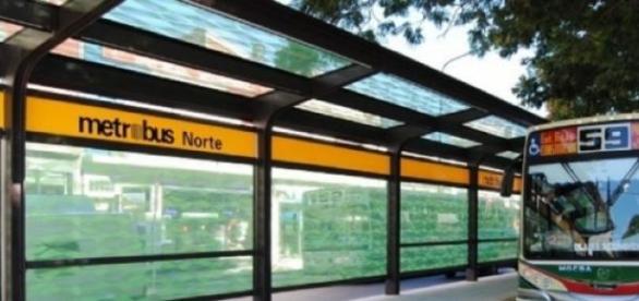 Metrobús Norte. Foto: Prensa Vicente Lopez