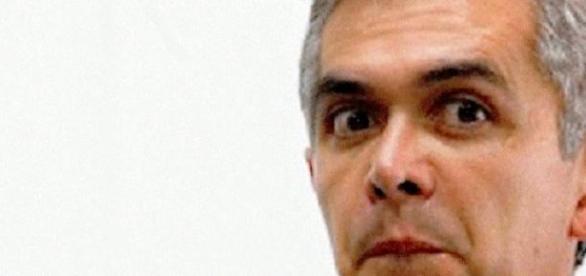 Miguel Ángel Mancera, titular del GDF