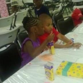 Biserica atacată găzduiește des copii