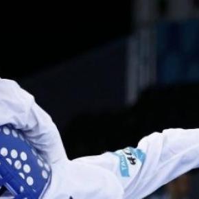 Karol Robak srebrny medalista w teakwondo