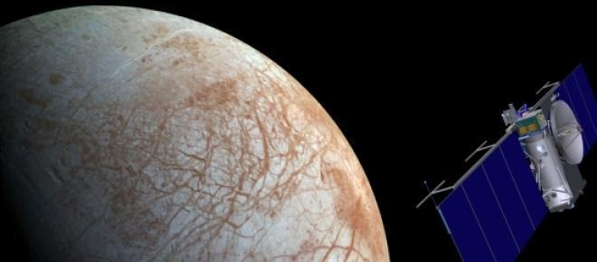 În 2020 o sondă spațială va ajunge pe orbita Lunii lui Jupiter - Europa și va studia îndeaproape oceanul de sub crusta înghețată în care se pare că există condiții propice vieții<br />