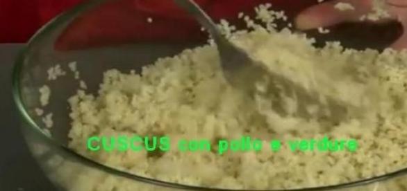 ricetta cuscus con pollo e verdure