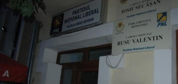 Sediul PNL Caraş-Severin