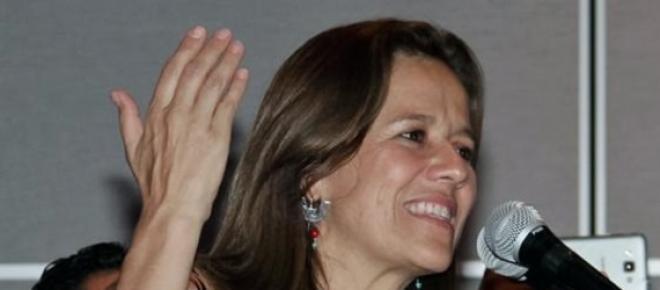 Margarita Zavala buscará la presidencia de México.