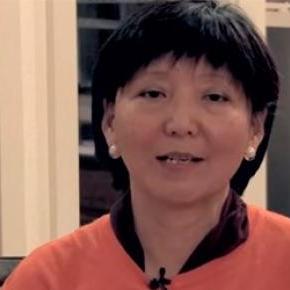 Andrea Gung, fundadora del grupo Duo Duo