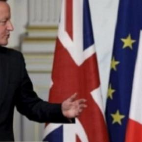 Cameron and Hollande on UK PM's EU reform tour.