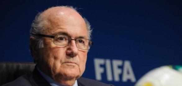 Blatter zrezygnował z prezydentury FIFA