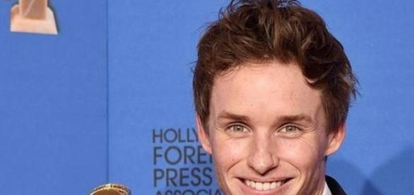 Eddie Redmayne, héros du spin-off d'Harry Potter.