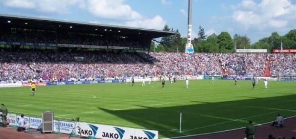 KSC Wildparkstadion - Ort denkwürdiger Begegnungen