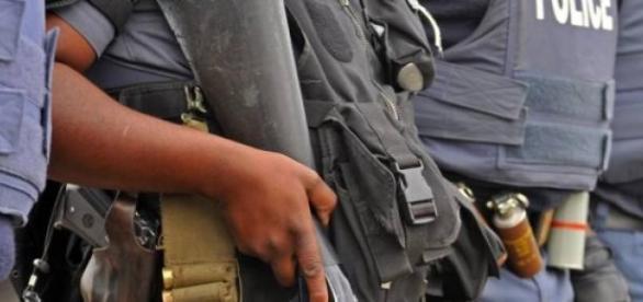 Nadużycia broni przez policje.